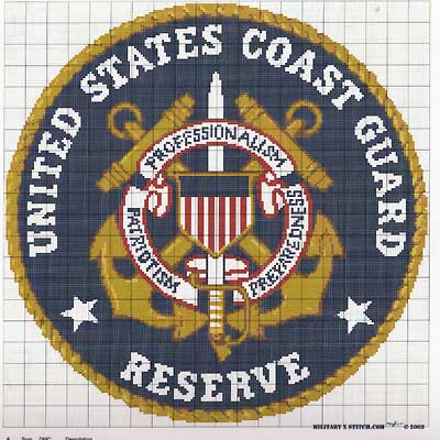 Coast Guard Reserve Emblem